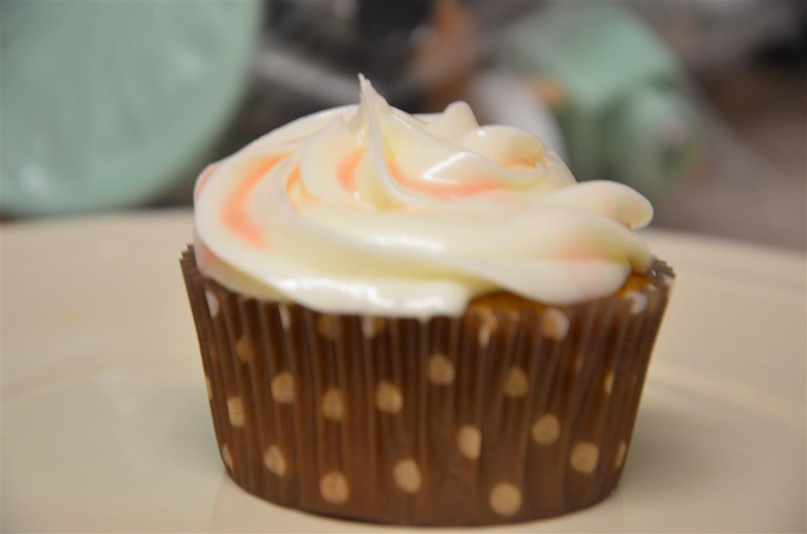 Forever Alone Cupcakes (Salty Caramel)