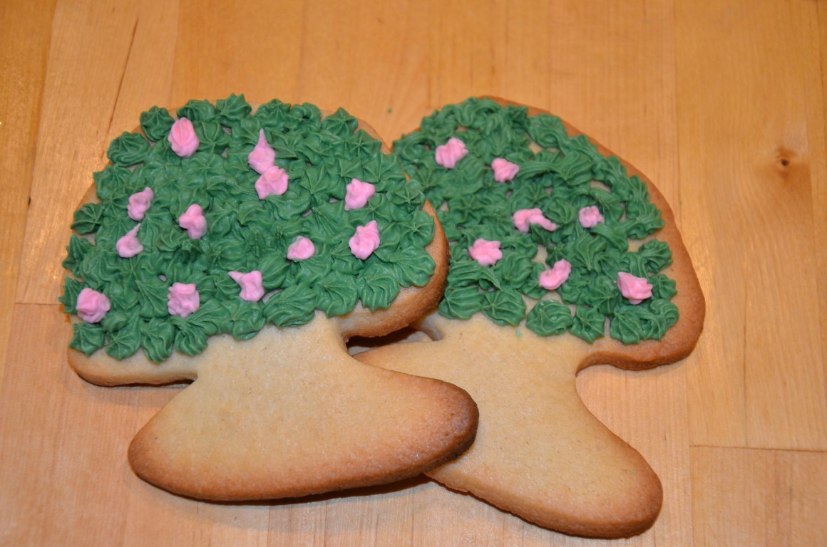 Sugar Cookies (Tree)
