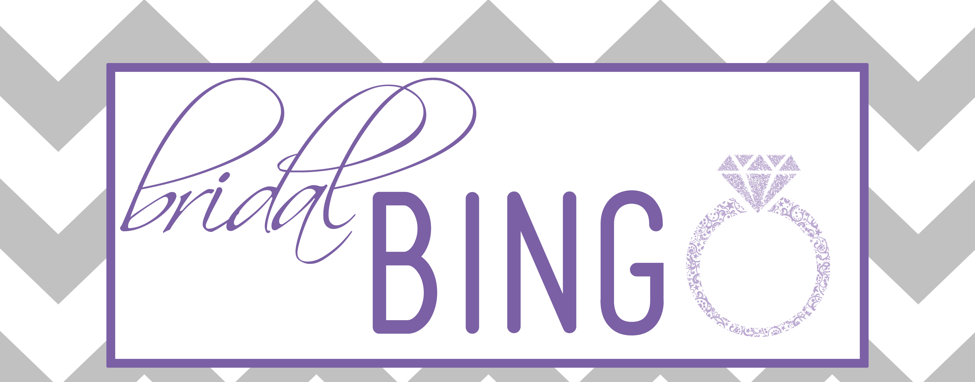 New Bridal Bingo (Purple)